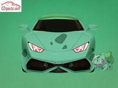 سيارات حقيقية بتصاميم من لعبة بوكيمون جو