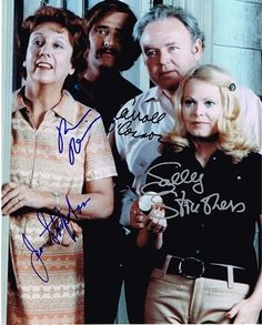 Shop for everything but the ordinary. More than sellers offering you a vibrant collection of fashion, collectibles, home decor, and more. Jean Stapleton, Sally Struthers, Carroll O'connor, Archie Bunker, All In The Family, Photo P, Photos For Sale, Classic Tv, The Ordinary