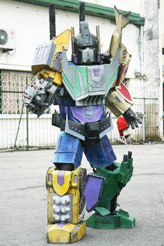 BRUTICUS!!! #Transformers