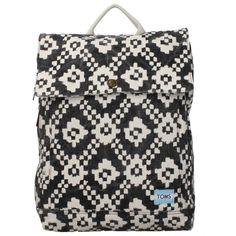 john-andy.com | Toms Black Ikat Geometri Trekker Backpack 10010055 Ikat, Diaper Bag, Gucci, Backpacks, Shoulder Bag, Bags, Fashion, Handbags, Moda