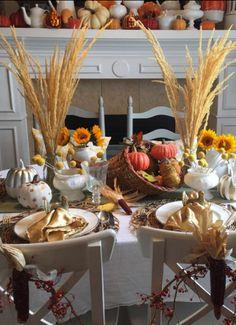 Still stumped on Thanksgiving decor? We've got loads of last-minute inspiration: