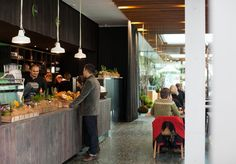 Shannon Bennett's Jardin Tan Cafe in Royal Botanic Gardens | Relaunched Observatory Cafe - Broadsheet Melbourne