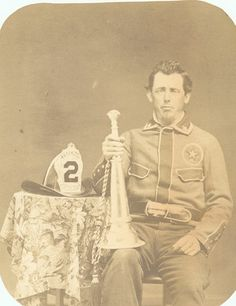(c.1850s) Fireman