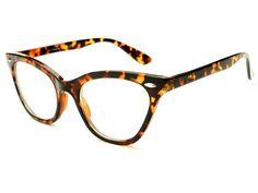 8382a8aaddc Clear Lens Retro Cat Eye Glasses Frames Tortoise W402 – FREYRS -  Beautifully designed