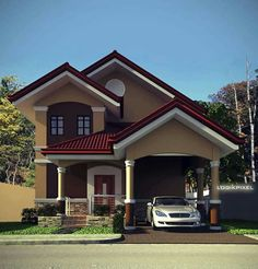 20 SMALL BEAUTIFUL BUNGALOW HOUSE DESIGN IDEAS IDEAL FOR PHILIPPINES on ultra-modern house designs, flat house designs, triangular house designs, semi glass house designs, arch house designs,