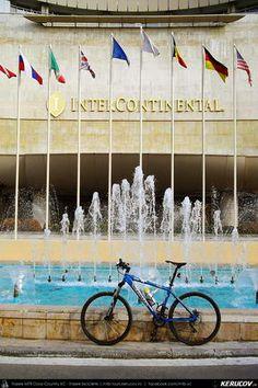 Cu bicicleta prin Bucuresti - 3: Gradina Cismigiu - Gradina Icoanei - Parcul Circului . Cycling In Bucharest - 3 - Cismigiu Garden - Icoanei Garden - Circus Park