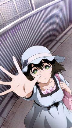 Tutturu – Best Art images in 2019 Manga Girl, Anime Girls, Steins Gate 0, Kurisu Makise, Anime Girl With Black Hair, Cute Kawaii Girl, Afro Samurai, Zombie Girl, Darling In The Franxx