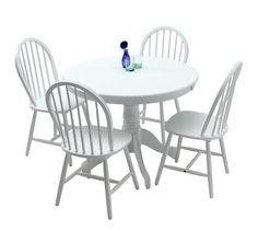 Pöytä ASKEBY + 4 tuolia ASKEBY | JYSK