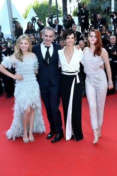 Chloe Grace Moretz - 'Clouds of Sils Maria' Premieres at Cannes