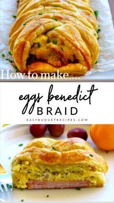 Breakfast Egg Recipes, Keto Breakfast Muffins, Breakfast Items, Breakfast Smoothies, Brunch Recipes, Appetizer Recipes, Dinner Recipes, Budget Recipes, Budget Meals