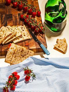 Bread recipes for Süddeutsche Zeitung Magazine