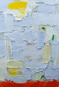 Jennifer Singer Art--just look at that fabulous texture!
