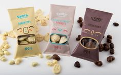 Exotic Snacks (Student Project) on Packaging of the World - Creative Package Design Gallery