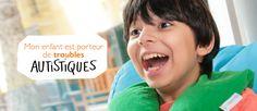 Voici un dossier spécial autisme ! A l'intérieur vous trouverez : des définitions et explications, des conseils et solutions mais aussi des idées pour sensibiliser à l'autisme, un trouble encore peu connu en France et dont il faut parler. C'est quoi l'autisme ? Il n'est pas évident d'expliquer l'autisme, alors pour que cela soit plus … Troubles Autistiques, Montessori, Ceux Ci, Respiration, Voici, France, Socialism, Adhd, Summer Kids
