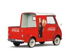 "Goggomobil TL-400 Transporter Pickup ""Coca-Cola"" (1959)"