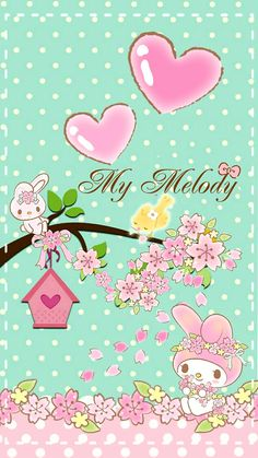"""My Melody """"SEASON OF LOVE - St. Valentine's Day"""", as courtesy of Sanrio"""