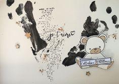 """Seve Line: #Tampons et #matrices de coupe #dies #4enSCRAP """"Fonds #texte 2"""" #scrapbooking #DIY #loisirscréatifs #carte #carterie Mini Albums, Scrapbooking Diy, Tampons Transparents, Creations, Matching Colors, Emboss, Ink Stamps, Splash Of Colour, Creative Crafts"""