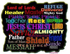 images of god | Names of God
