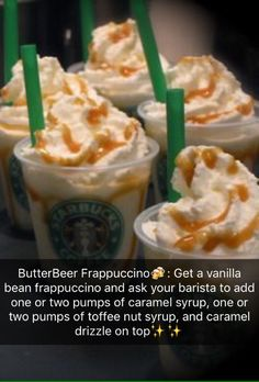 ✨Secret Starbucks Recipes✨ Check them out❗️ – Smoothies – Best Picture For Coffee fotography For … Starbucks Hacks, Starbucks Secret Menu Items, Starbucks Secret Menu Drinks, Starbucks Frozen Drinks, Yummy Drinks, Healthy Drinks, Yummy Food, Healthy Smoothies, Healthy Recipes