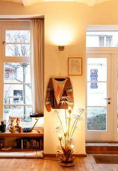 stephan landwehr  un trocito de su casa en berlin
