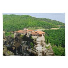 Meteora – Thessaly Place Mat