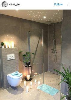 Bathroom inspo star lights