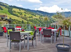 Holiday Hotel, Outdoor Furniture Sets, Outdoor Decor, Winter Time, Alps, Families, Patio, Vacation, Holidays