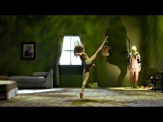 Sia - Chandelier - amazing life performance of Sia and Maddie on Ellen Degeneres