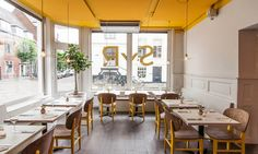 Diner of lunch bij het Syrische restaurant Syr in Utrecht is genieten én goed doen. Betaalbare en heerlijke biologische gerechten met vlees, vis en vega