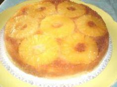 Gâteau à l ananas au caramel au micro -ondes My Dessert, Dessert Recipes, Dessert Micro Onde, Oven Cooking, Cooking Recipes, Microwave Recipes, Love Food, Biscuits, Pudding