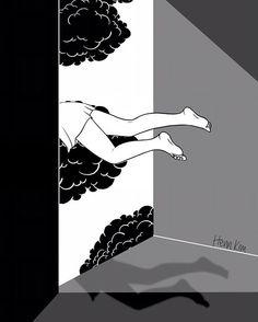 Henn Kim - The edge of the world