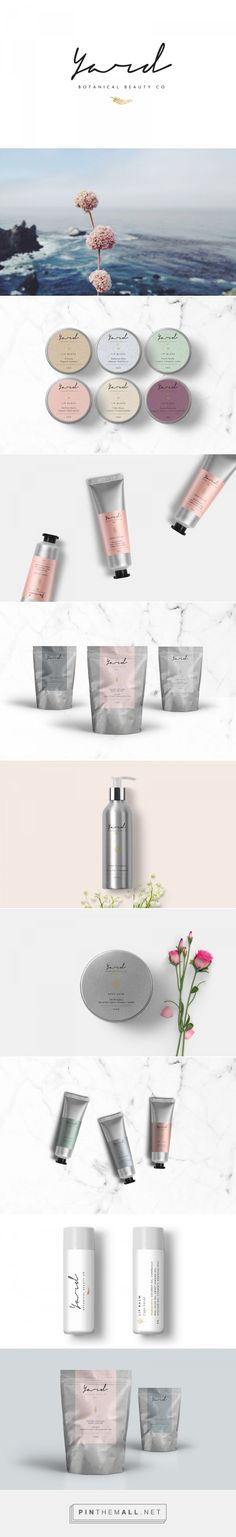 Yard Skincare - Packaging of the World - Creative Package Design Gallery - http://www.packagingoftheworld.com/2016/08/yard-skincare.html
