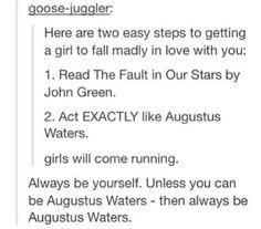 Augustus Waters <3