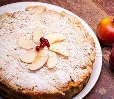 Recetas de cocina fáciles y ricas: Cheesecake de manzanas por Narda Lepes