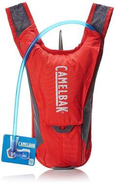 CamelBak Hydrobak Hydration Pack Racing Red/Graphite Great Buy! #CamelBak