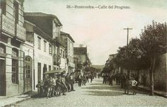Benito Corbal.  Pontevedra 1920