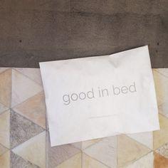 #goodinbed