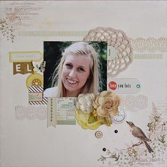Design Team Project using the May Kit from C'est Magnifique Kits.  Paper in this month's kit is from Pion (Sweden).