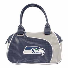Seattle Seahawks Perf-ect Bowler Purse