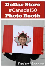 This is a great Canada Day DIY! I love that this Canada Day photo booth is easy and inexpensive to make. Who doesn't love a good dollar store craft? Canadian Party, Canada Day Crafts, Canada Day Party, Photos Booth, Canada Holiday, World Thinking Day, Happy Canada Day, Canada 150, Diy Party