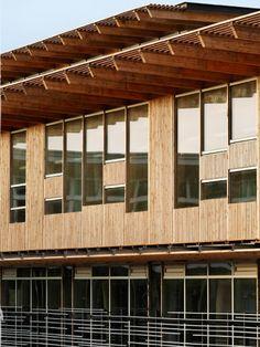 Campus Quiksilver, Saint Jean de Luz - by Patrick Arotcharen