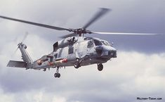 SH-60B Seahawk helicopter
