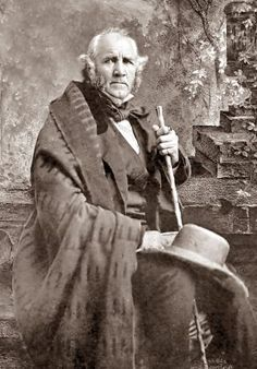 """General Sam Houston, the first President of the Republic of Texas and another great Texas hero. He was responsible for the defeat of Santa Anna at San Jacinto. There is a quote by Sam Houston that effectively captures the mood in Texas today: """"Texas has yet to learn submission to any oppression, come from what source it may."""""""