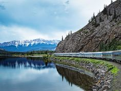 Great Canadian Railway Adventure Is a 20-Day Coast-to-Coast Luxury Tour - Condé Nast Traveler