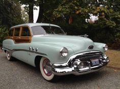 1951 Buick Super Estate Wagon....Re-pin brought to you by #BetterInsuranceRate at #HouseofInsurance Eugene