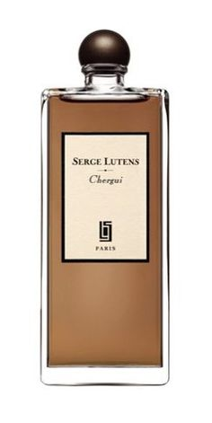 Chergui by Serge Lutens is a sweet, tobacco, honey, gourmand Oriental Spicy fragrance that features tobacco leaf, honey, iris, sandalwood, amber, musk, incense, rose and hay. - Fragrantica