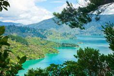 Se dê um tempo! Destinos que todo mochileiro (e aventureiro!) precisa conhecer: Queen Charlotte Trail – Nova Zelândia.