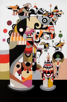 Fernando Chamarelli - Ilustration