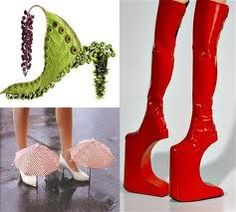 Hi tech MP3 shoes | Funny shoes, Crazy shoes, Unique shoes
