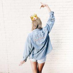 I'm a princess... DUH.